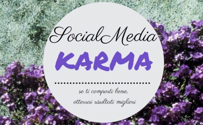 socialmedia Karma