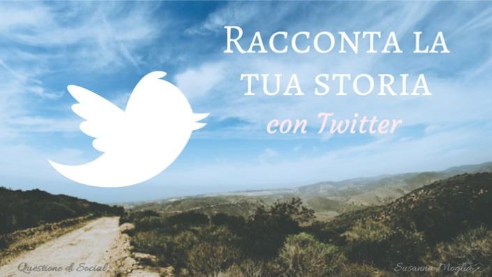 storytelling twitter